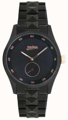 Jean Paul Gaultier Черный браслет Garcon manque JP8505204