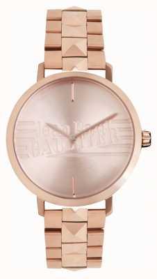 Jean Paul Gaultier Женская плохая девушка розового золота браслет браслет 8505701