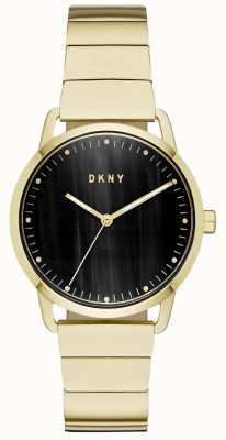 DKNY Женские часы с золотым циферблатом NY2756