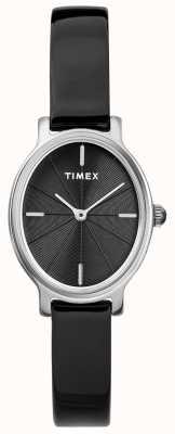 Timex Черный циферблат TW2R94500D7PF