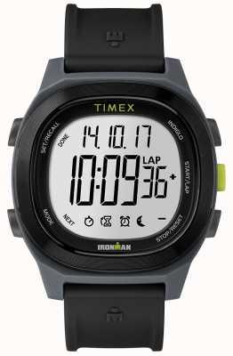 Timex Железный человек - важные черные часы TW5M18900SU