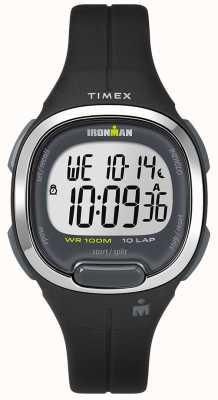 Timex Железный человек Важные фиолетовые и хромированные часы TW5M19700SU