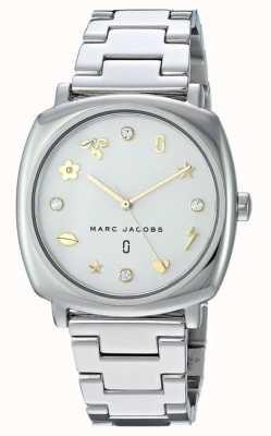 Marc Jacobs Женские марки jacobs классические часы золотой тон MJ3572