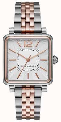 Marc Jacobs Женская чаша с часовым поясом MJ3463