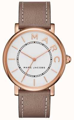 Marc Jacobs Женская марка jacobs классические часы серая кожа MJ1533