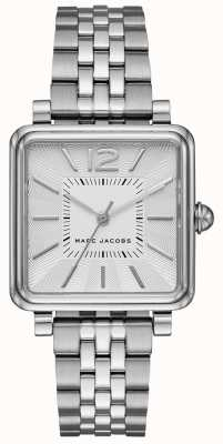 Marc Jacobs Женские часы с часовым серебром MJ3461