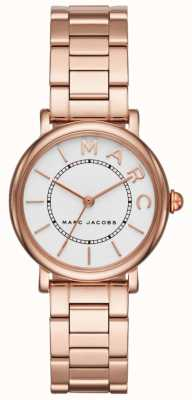 Женские часы Marc Jacobs Classic с розовым золотом MJ3527