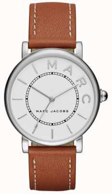 Marc Jacobs Женская марка jacobs классические часы коричневая кожа MJ1571