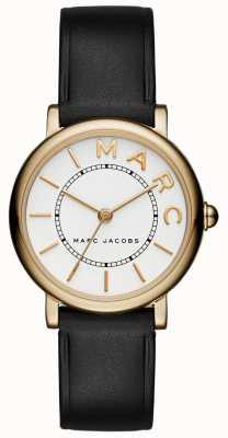 Marc Jacobs Женская марка jacobs классические часы черная кожа MJ1537