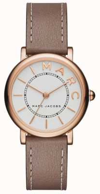 Женские часы Marc Jacobs классические серая кожа MJ1538