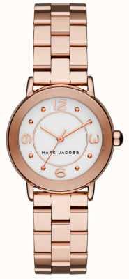 Marc Jacobs Женские часы riley из розового золота (без коробки) MJ3474