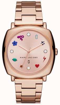 Marc Jacobs Женская манди часы розового золота тон MJ3550