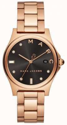 Marc Jacobs Женские женские часы розового золота MJ3600