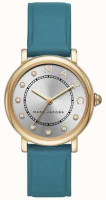 Marc Jacobs Женские марки jacobs классические часы teal leatherr MJ1633