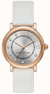Marc Jacobs Женская марка jacobs классические часы красная кожа MJ1634