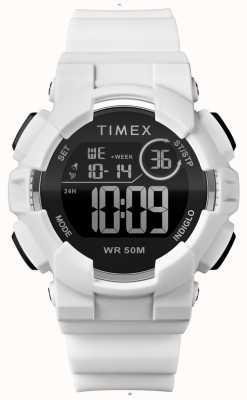 Timex Белый белый белый белый ремешок TW5M23700