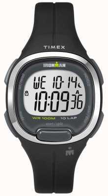 Timex Женские вещицы для железного человека 10 черный и хром TW5M19600
