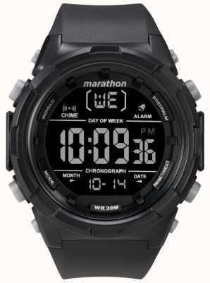 Timex Мужской 50мм черный черный TW5M22300