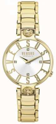Versus Versace Серебряный браслет из золота золотого браслета с бриллиантами SP49060018