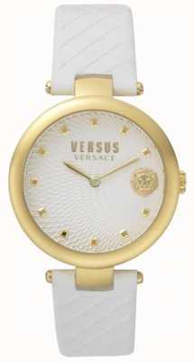 Versus Versace Белый белый ремешок белого цвета SP87020018