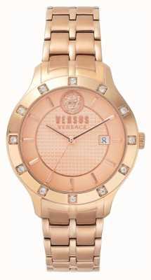Versus Versace Браслет из розового золота с бриллиантами из розового золота SP46040018