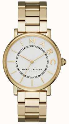 Marc Jacobs Женский классический золотой браслет из ПВХ MJ3522