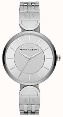 Armani Exchange Женские часы из нержавеющей стали AX5327