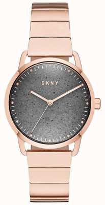 DKNY Dkny ladies greenpoint часы розовое золото NY2757