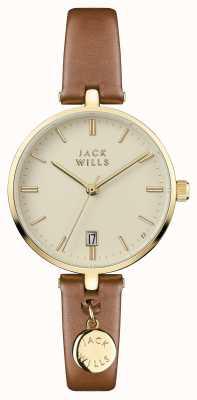 Jack Wills Жесткий браслет для женщин JW005CMGD