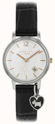 Radley Черный ремешок для часов RY2717