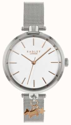 Radley Женские серебряные сетчатые часы RY4363