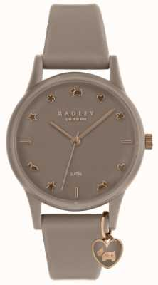 Radley Женские силиконовые часы с розовым золотом RY2694