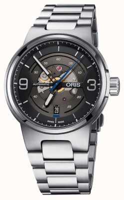 Oris Ex-display williams дата двигателя автоматическая 01 733 7716 4164-07 8 24 50
