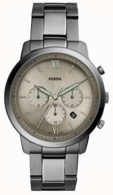 Fossil | нейтронный хронограф дымовые часы мужские | FS5492