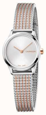 Calvin Klein Минимальные часы K3M23B26