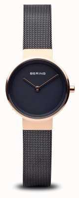 Bering Классический | полированное розовое золото | 14526-166
