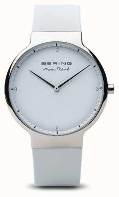 Bering Max rené | полированное серебро | 15540-904