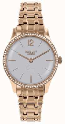 Женские часы Radley Millbank золотые RY4284