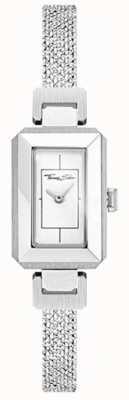 Thomas Sabo Женская нержавеющая сталь / браслет белый циферблат WA0330-201-202-23
