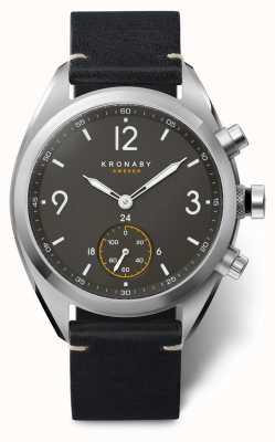 Kronaby Apex SmartWatch | черный ремешок | a1000-3114 S3114/1