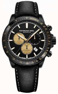 Raymond Weil Танго 300 | усиление маршалла | ограниченный выпуск мужской 8570-BKC-MARS