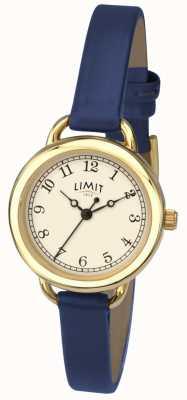 Limit Женские лимитированные часы | синий ремешок 6232.01
