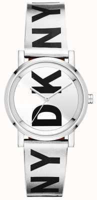 DKNY Женские часы soho silver NY2786