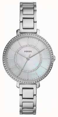 Fossil Женская песня | серебряные часы из нержавеющей стали ES4451