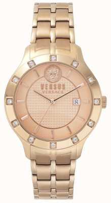 Versus Versace Женская Brackenfell | циферблат из розового золота | розовое золото нержавеющая сталь VSP460418