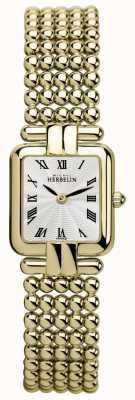Michel Herbelin Дамы | классическое золото | часы perles 17473/BP08
