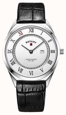 Rotary Ограниченное издание wwi столетние часы BRITISHLEGION1