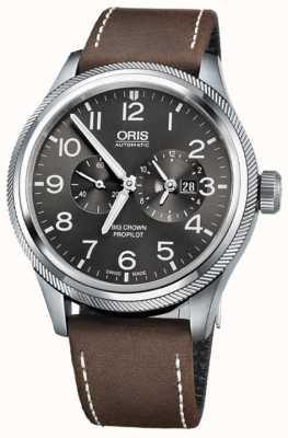 ORIS Мужские часы big crown propilot worldtimer 01 690 7735 4063-07 5 22 05FC