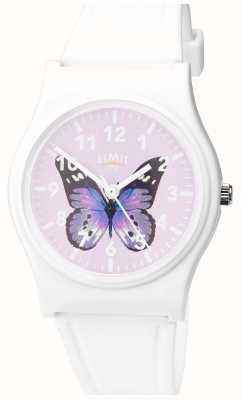 Limit | женские тайные садовые часы | фиолетовый циферблат бабочки | 60029.37