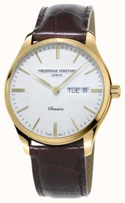 Frederique Constant | классический мужской кварц | FC-225ST5B5